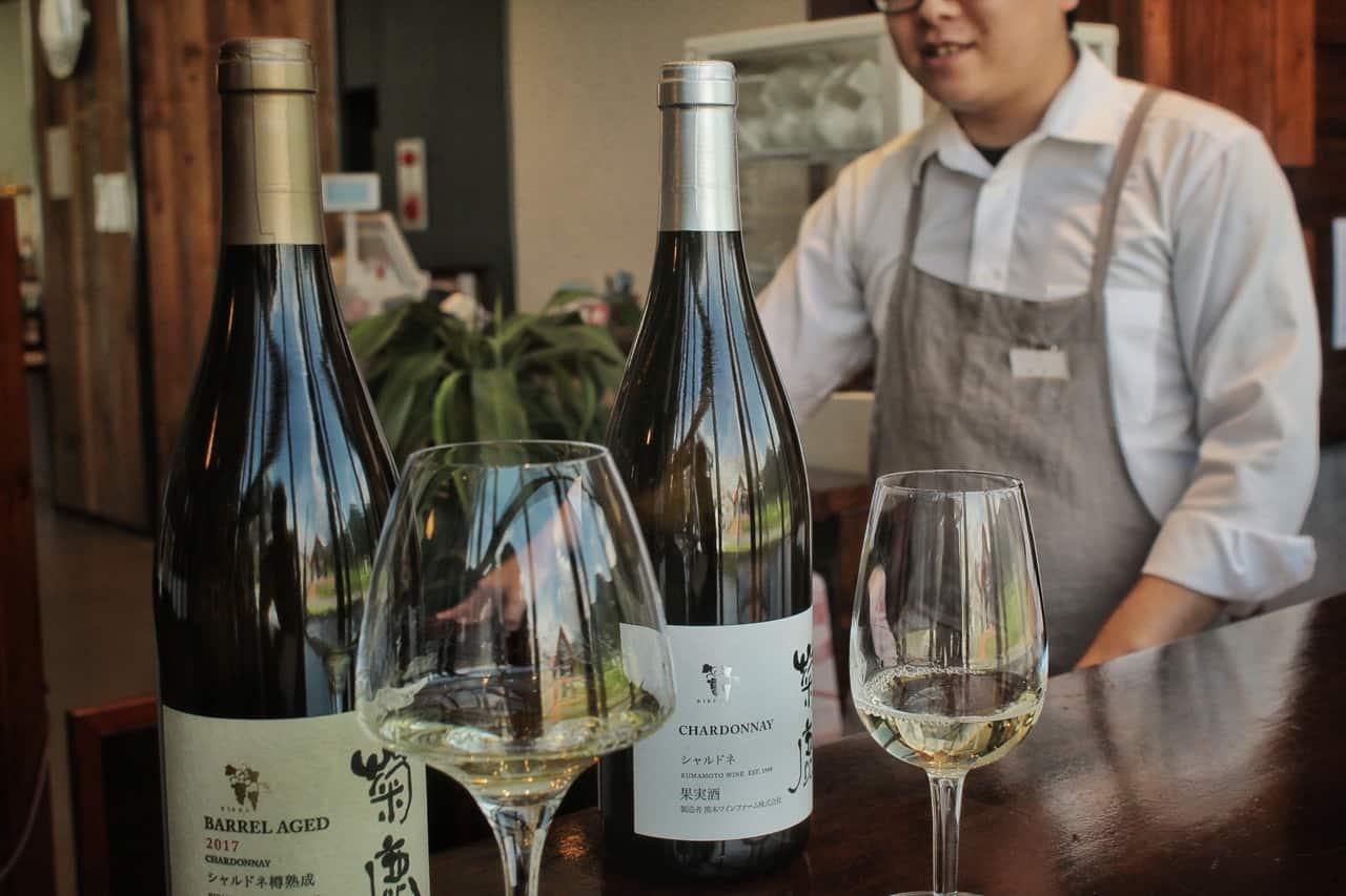Experiencing the Taste of Yamaga at Kikuka Winery