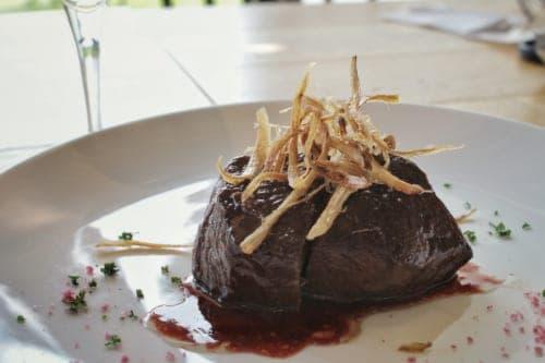 Wagyu Beef at Kikuka