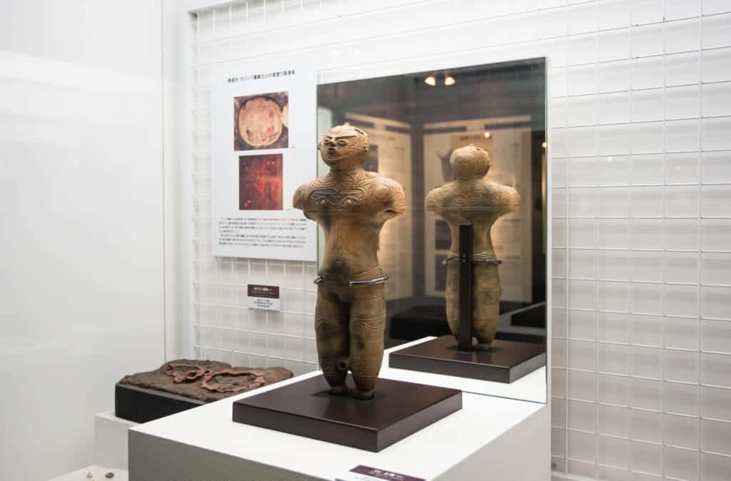 Sapporo Jomon Pottery.
