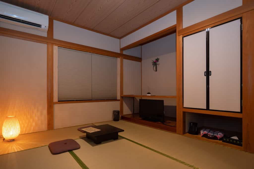 Yamakawa Zenzo Ryokan, Kumamoto, Japan