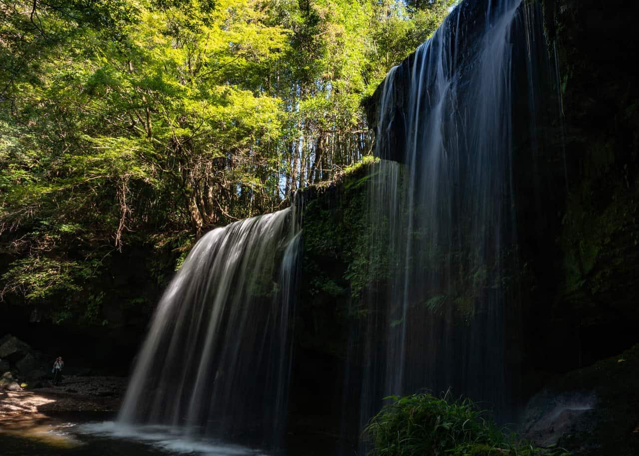 Wondrous Waterfalls and Luxury Ryokan in the Waita Onsen Area