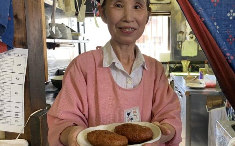 Try Jelly Fries at Kanetsukido in Gyoda, Saitama