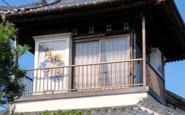 Kote-e Relief Art in Ajimu, Oita