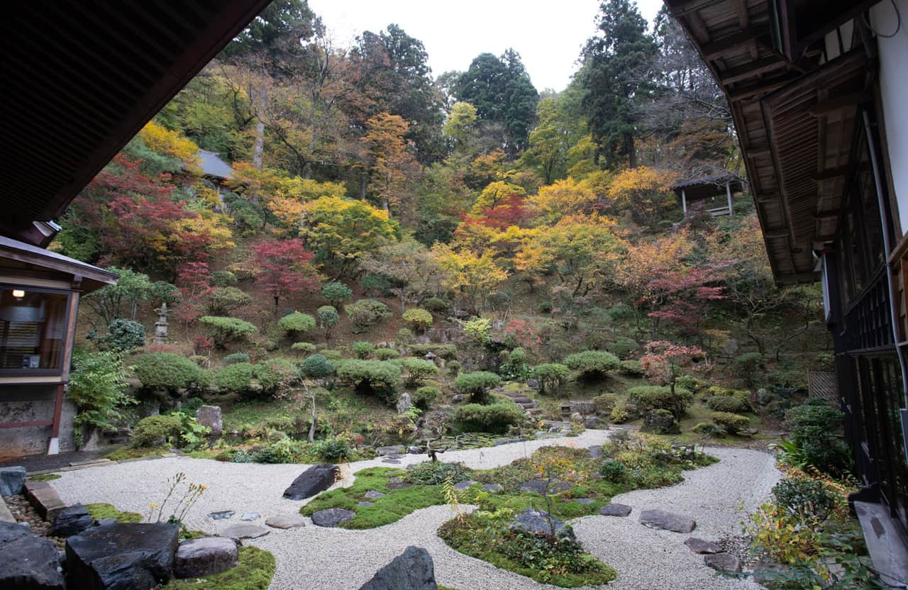 Murakami City – Best Ways to Enjoy Fall Colors