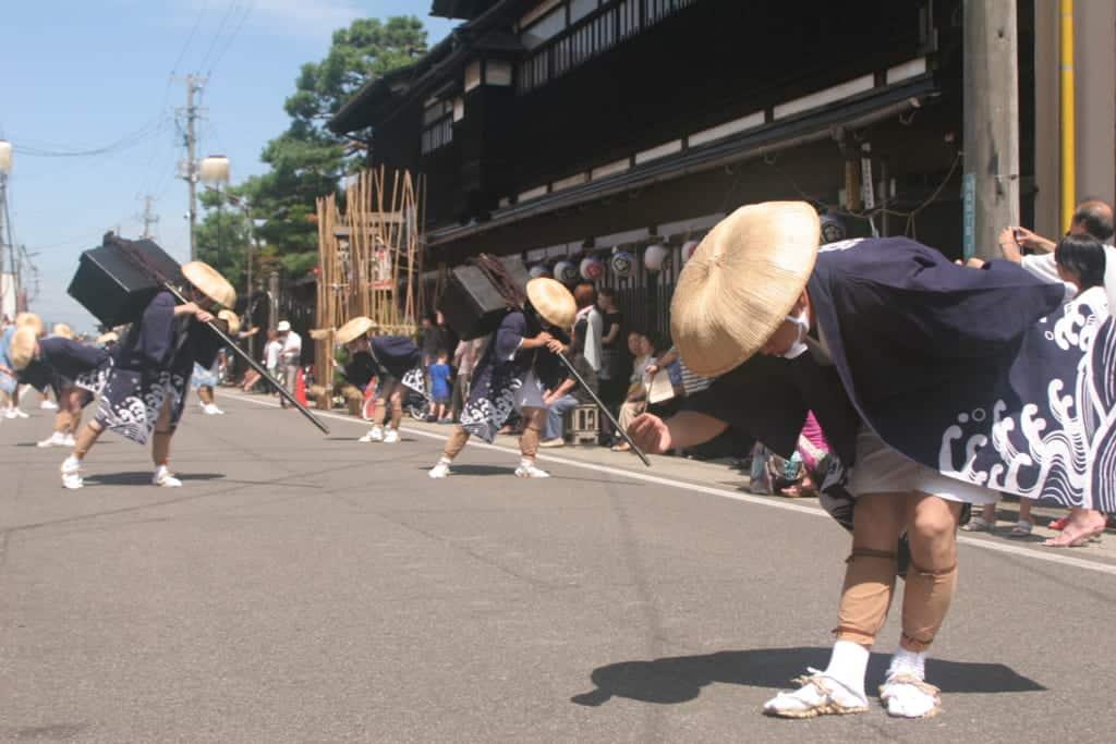 Daimyo Gyoretsu Parade