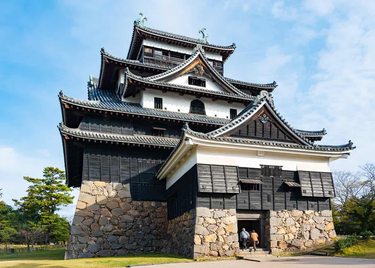 Explore Matsue Castle and a Yokai Manga Town Near Hiroshima