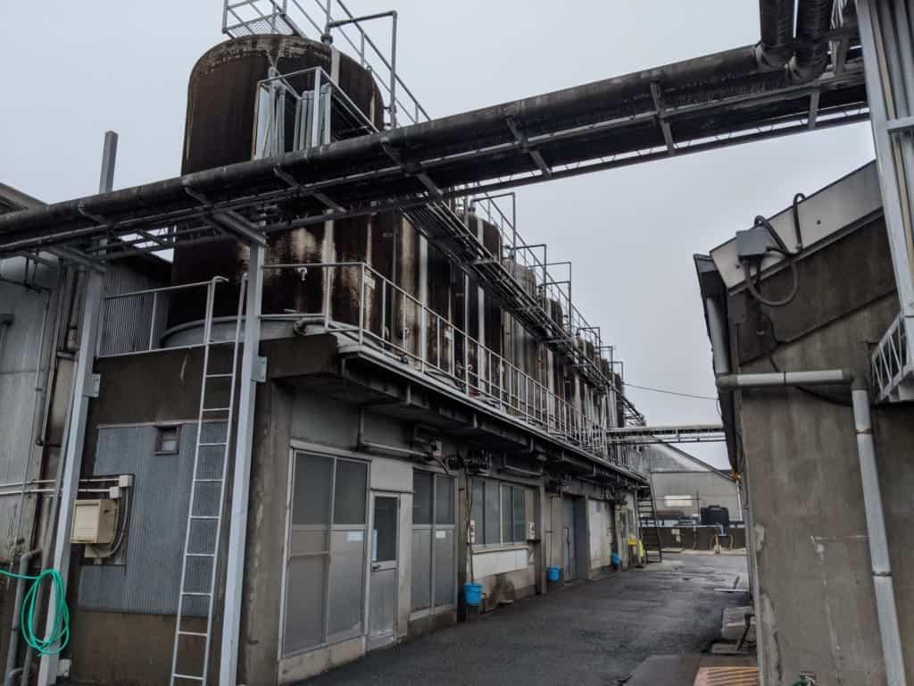 Kinoene Soy Sauce Factory