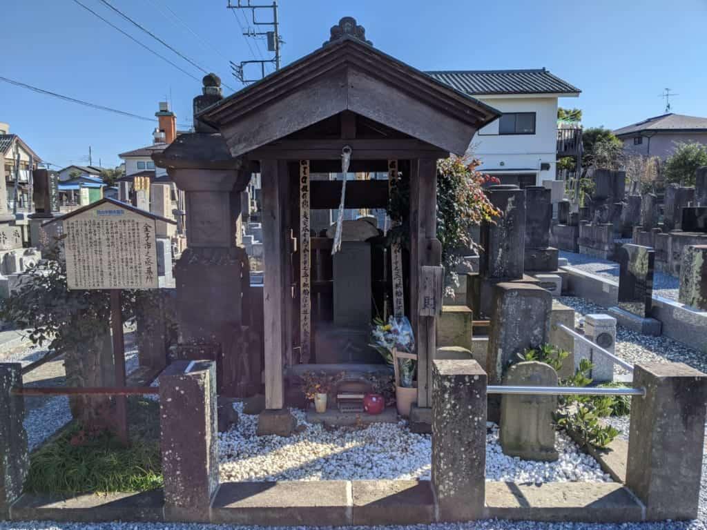 A Small Shrine in Nagareyama