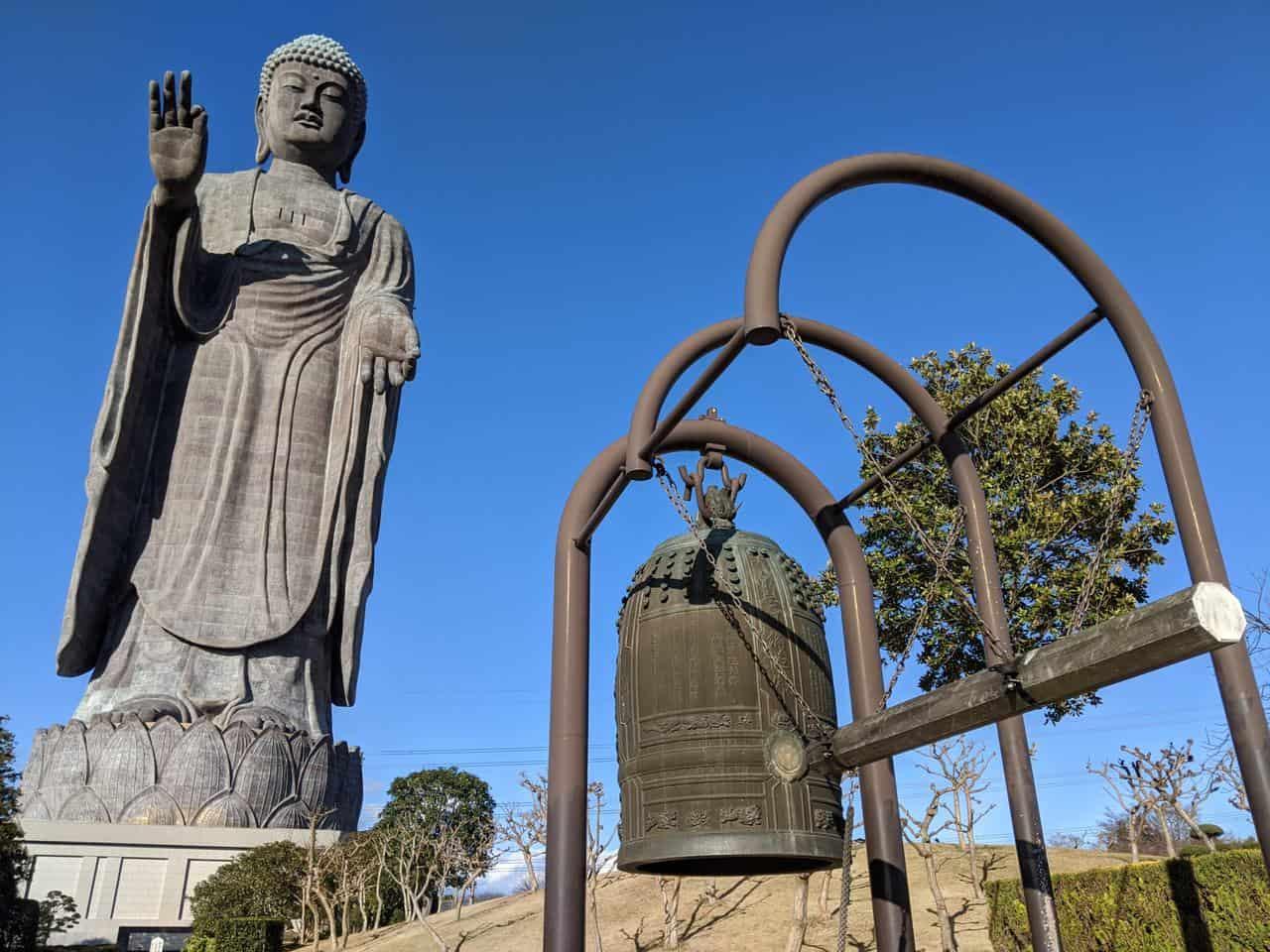 Pilgrimage to Ibaraki's Giant Buddha: Ushiku Daibutsu