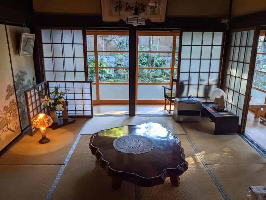 A House at Gosho Komagataki Shrine