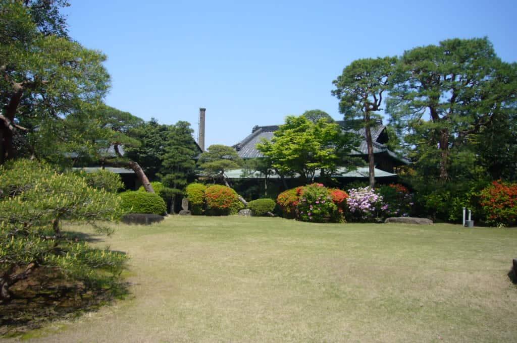 Historical Japanese Building Noda