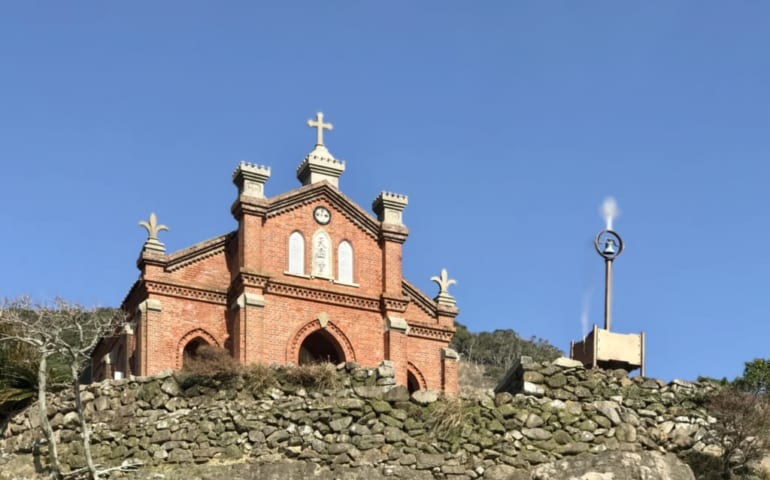 Nokubi church, registered as UNESCO World Heritage