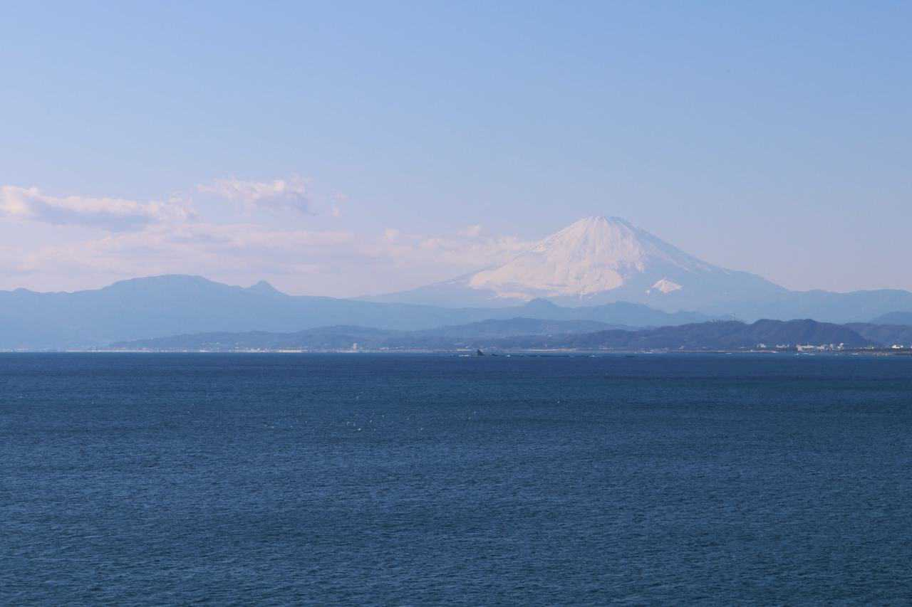 The Pearls of Enoshima: Fish, the Sea and Mount Fuji