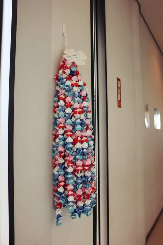 origami creane in Izumi
