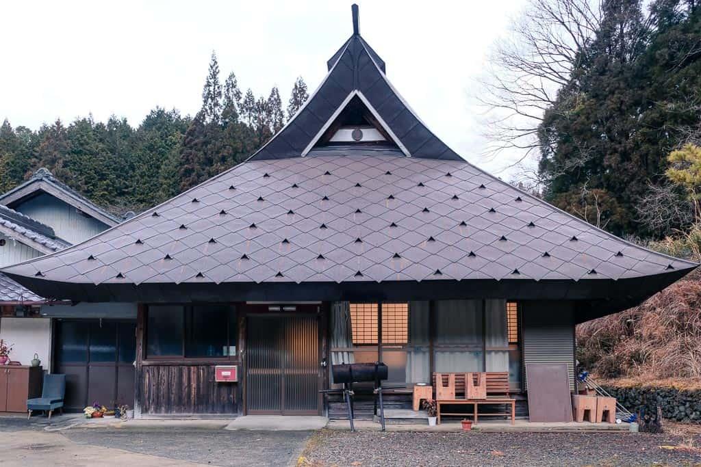 Staying At a Traditional Japanese House in Tamba Sasayama's Umetan FUJI
