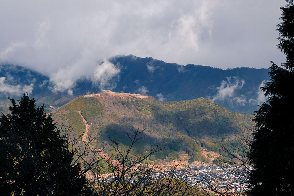 Chasing Rainbows and Facing Fears at Takeda Castle Ruins and Ikuno Silver Mine