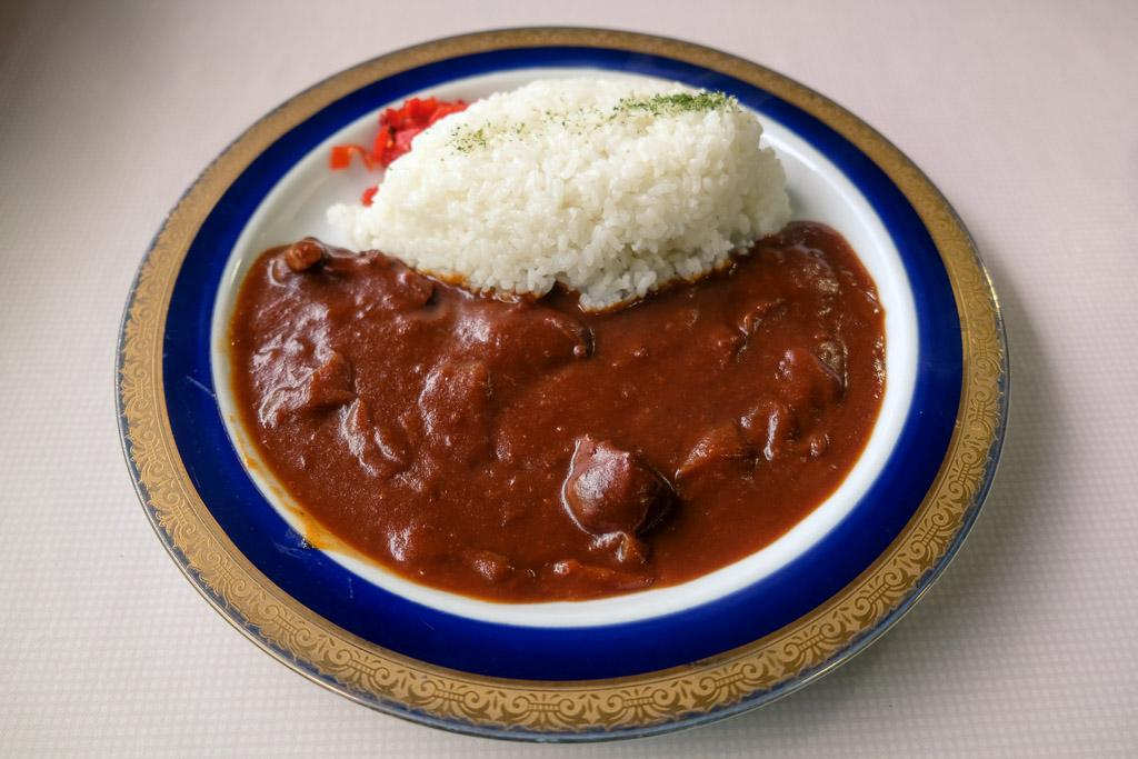 Japanese hayashi rice curry