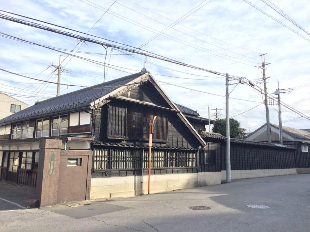 Kinoene Soy Sauce Traditional Building