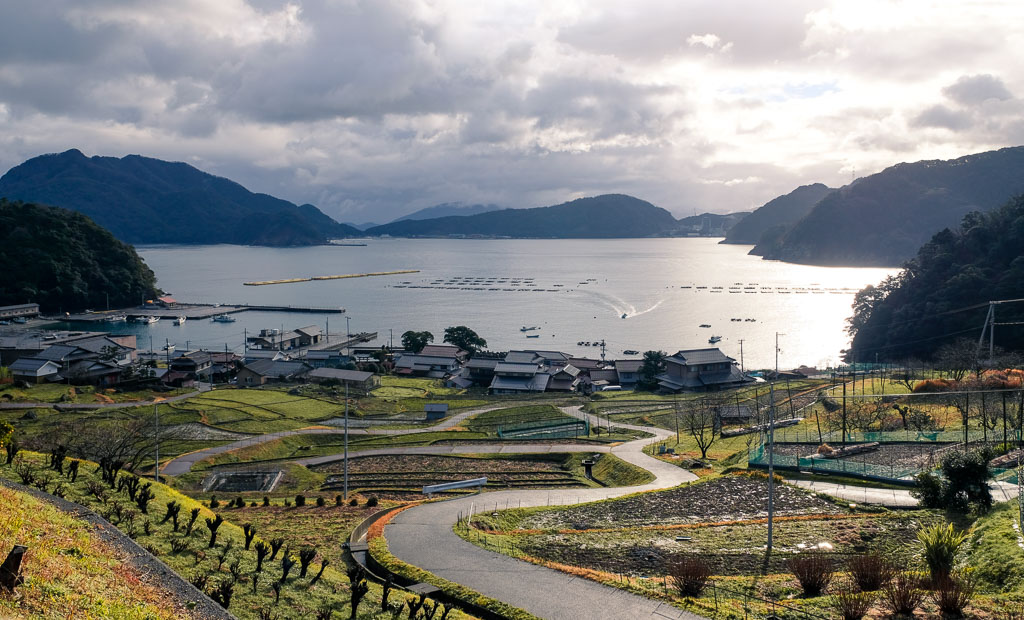Nature, History and Accommodation in Fukui's Obama City and Hibiki Terraced Rice Fields