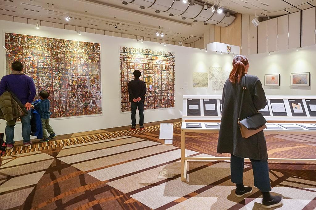 Inside Art Brut Creation Nippon