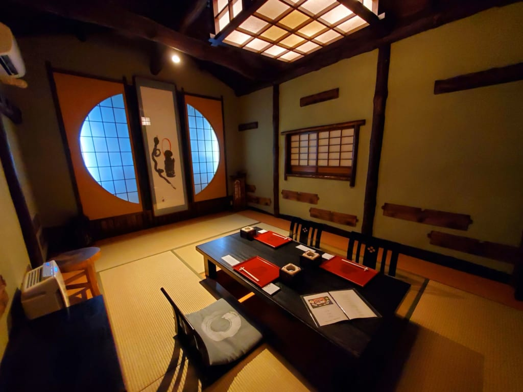 Traditional dining experience at Kikko in Tokyo