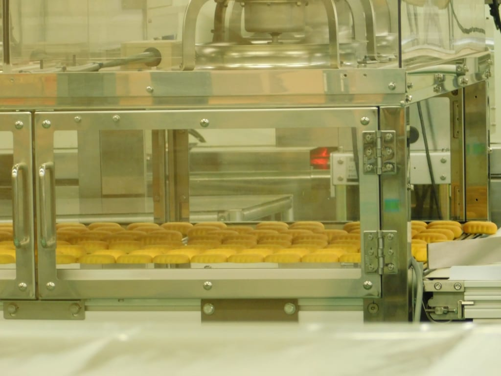 Manufacture of Poème Sweets Park.