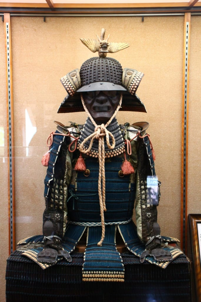 Matsuyama castle exhibition.