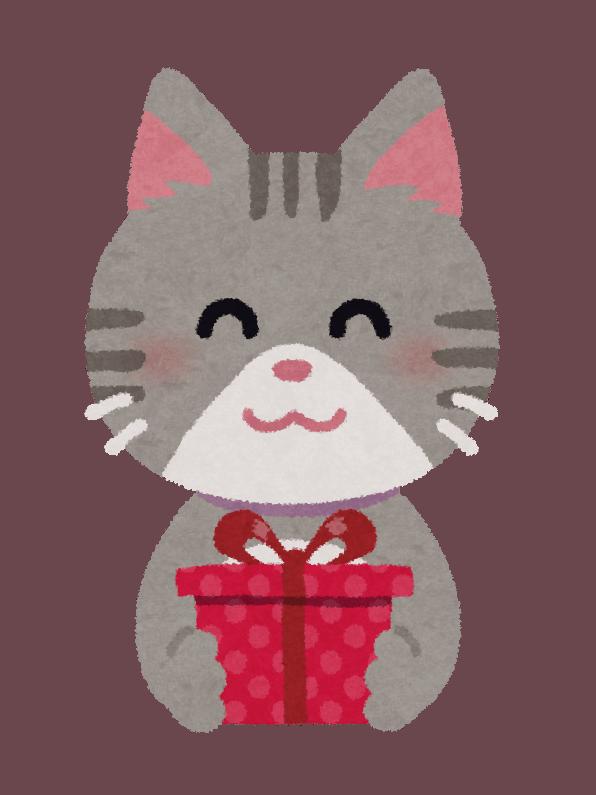 domo arigatou when receiving a gift