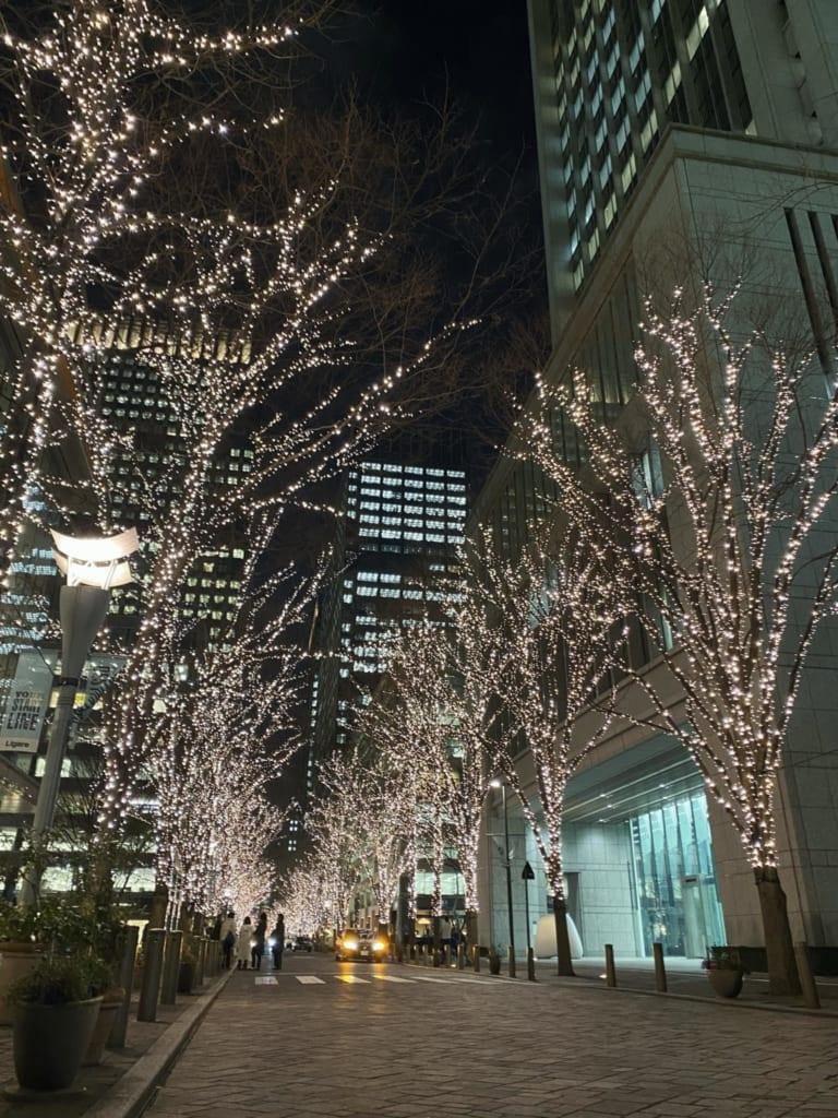 Marunouchi Winter Illuminations