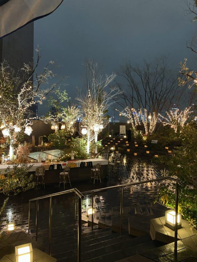 Tokyu Plaza Winter Illumination