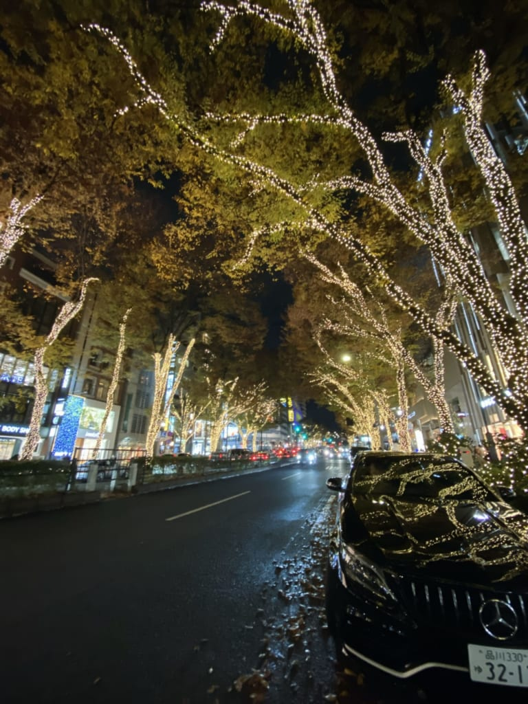 Omotesando Avenue