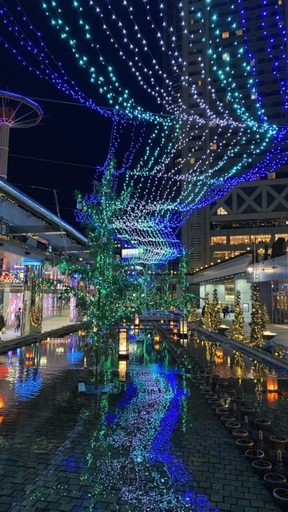 Illuminations at Tokyo Dome