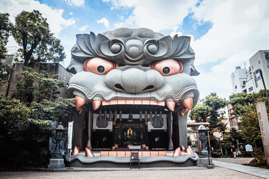 Power spots in Japan: Temples and Shrines of Osaka That Will Surprise You