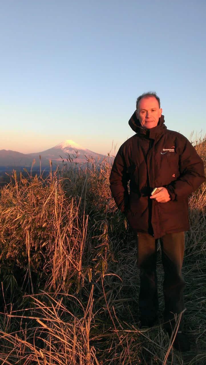 Tony Everitt of Hakone Hachiri