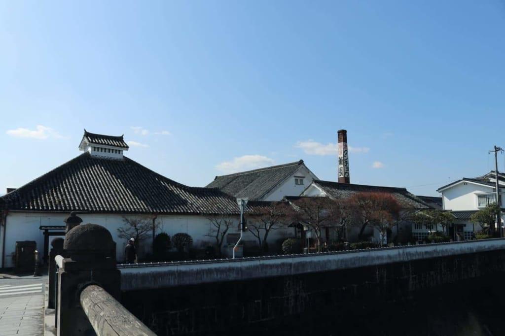 Mameda Town, Hita, Oita, Japan