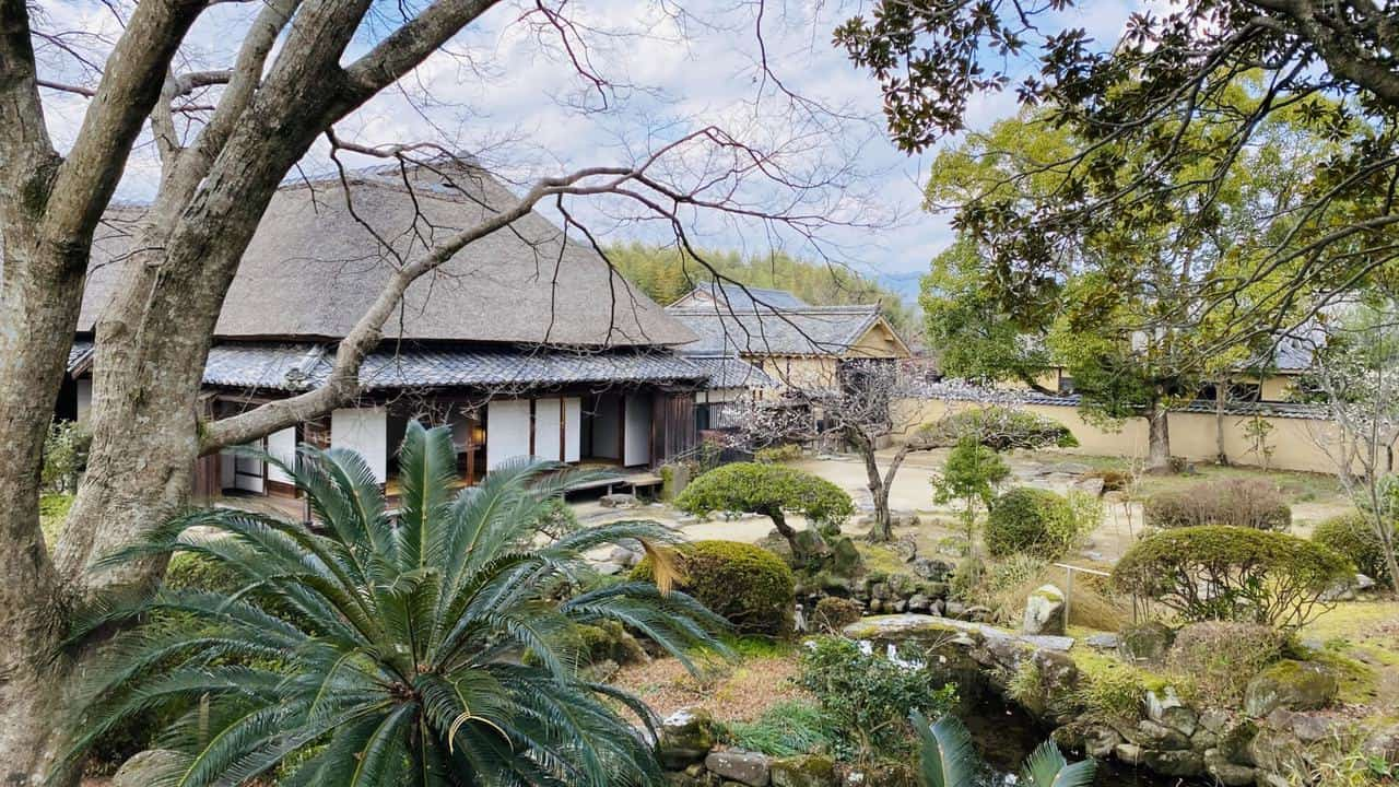 Visiting Kitsuki and Futagoji, a Japanese temple