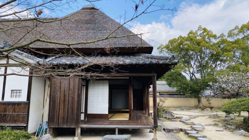 Ohara residence at the Samurai town in Kitsuki, Oita, Japan