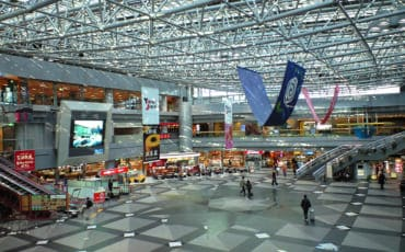 New Chitose Shopping Area