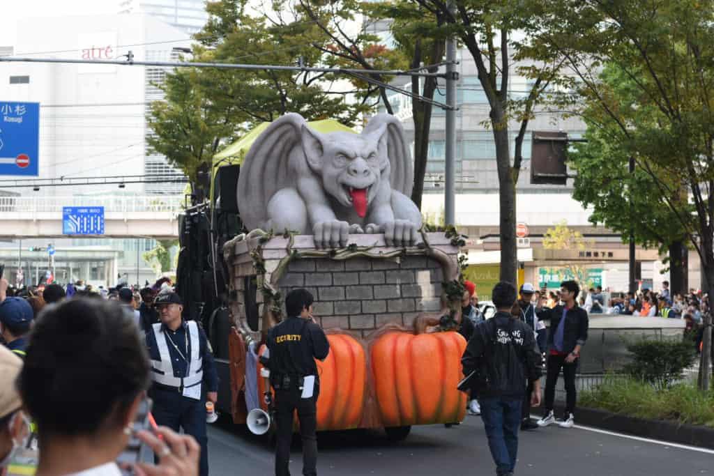 Halloween Float