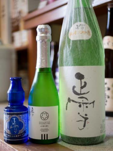 Shosetsu Sake in Yui, Shimizui along the Tokaido Road