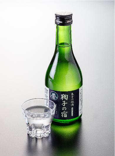 Mariko sake from the waters of Mariko