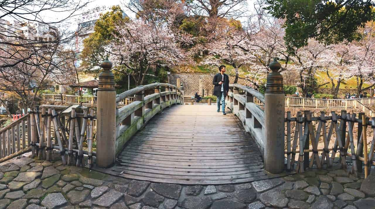 Oji, A Nature and History Oasis in Tokyo