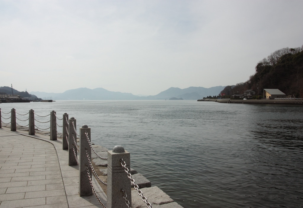 Setoda Port, Ikuchijima Island