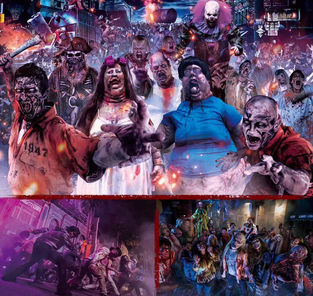 Universal Studios Osaka Halloween Festival