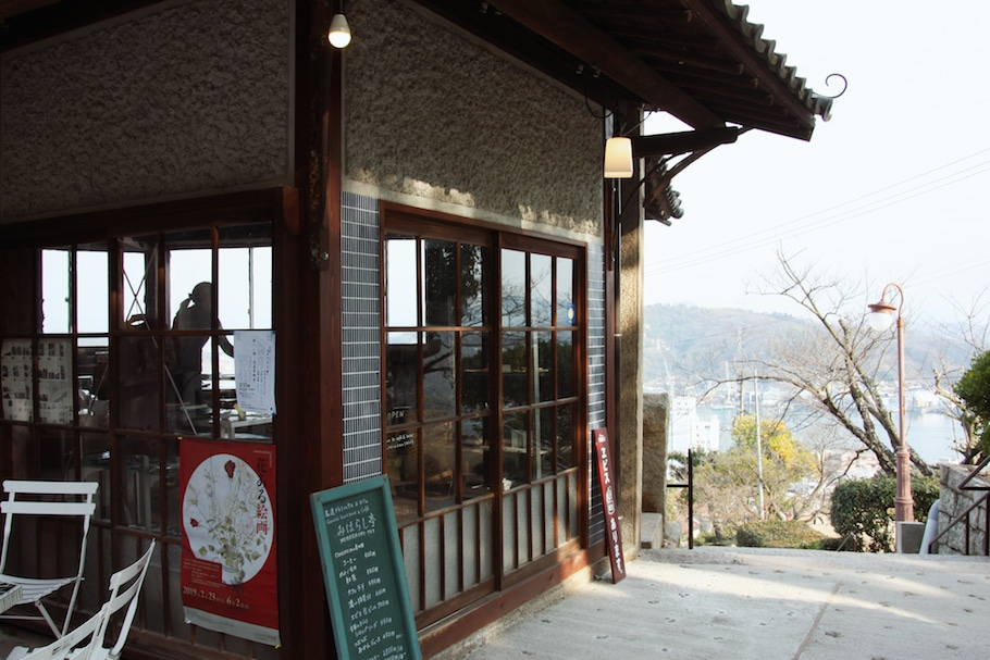 Cafe and bar stop on Onomichi