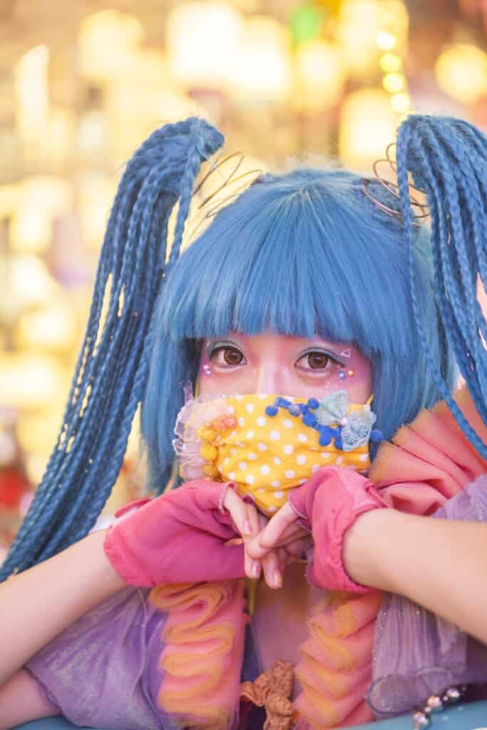 The beautiful Monster Girl Candy