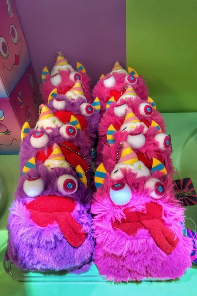 Mr. Choppy stuffed animals