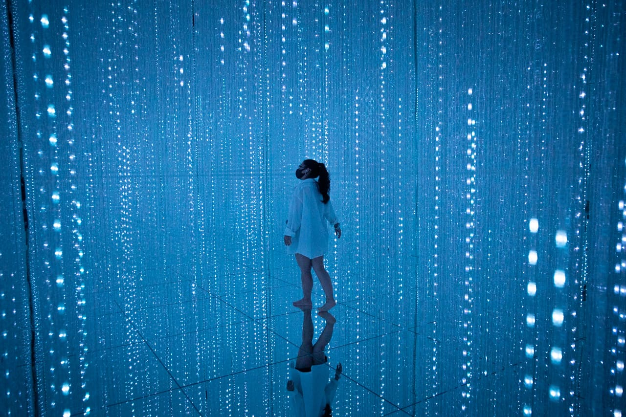 teamLab Planets: An Immersion into Another Planet Inside Tokyo