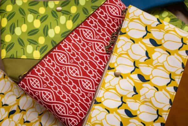 Japanese patterns created by MinaHomi Design Workshop
