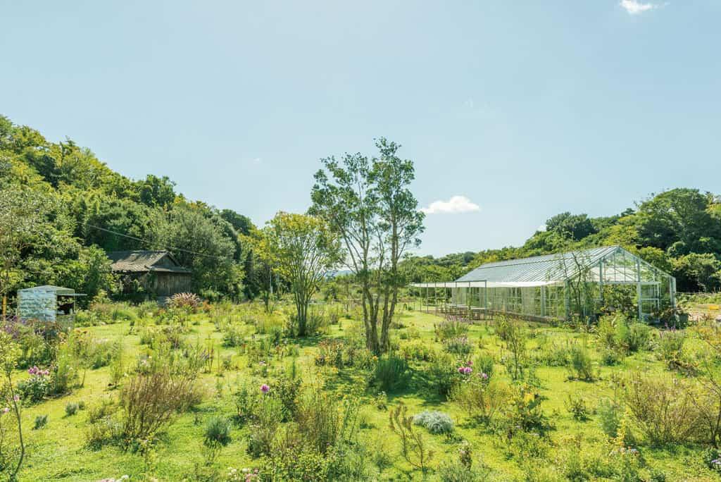 Garden Life at Inujima Life Garden
